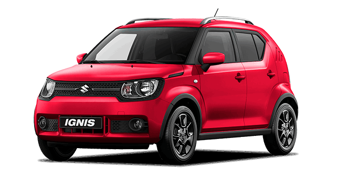 suzuki ignis 1 2 comfort. Black Bedroom Furniture Sets. Home Design Ideas